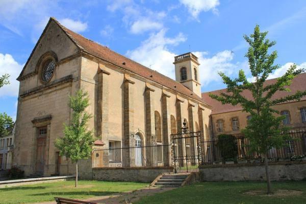 Corbigny, Abbaye de Corbigny